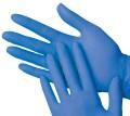 Handschoenen ABENA Soft Nitrile Ultra-Sensitive poedervrij BLAUW 100st (max. 5 per klant)