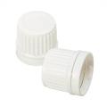 Losse dop met garantiesluitring voor (pipet) flesjes 10 t/m 100ml